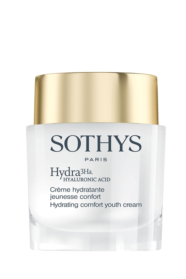 Sothys Hydra3Ha Hydrating Comfort Youth Cream Yoğun Nemlendirici Ve Anti Aging Etkili Krem 50 ml