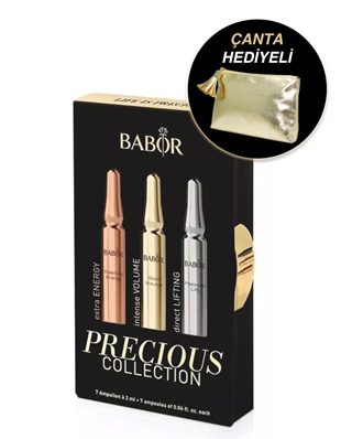 BABOR Precious Collection Ampul Seti 7x2 ml