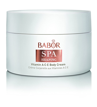 Babor Vitamin ACE Body Cream Vitamin Zengini Vücut Kremi 200 ml