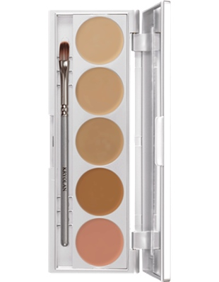 HD Micro Foundation Cache Palette 5 Colors