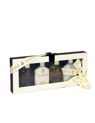 LIMITED EDITION - Ligne St. Barth Mignons Banyo Seti 4x25 ml