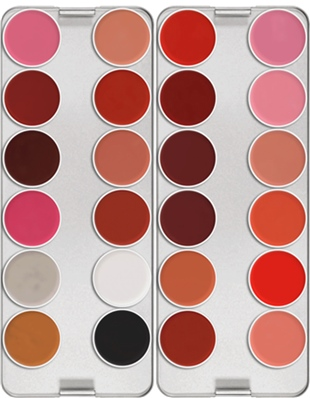 Lip Rouge Palette 24 Colors
