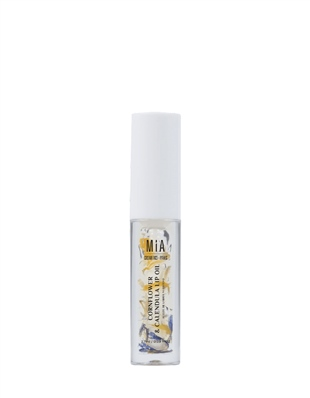 MIA Cornflower and Calendula Lip Oil Nemlendirici Dudak Yağı 2.7 ml